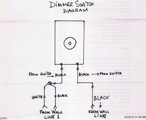 Ballast Wiring Diagram Dimmer Switch