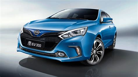 Top Ev Cars 2016 by 2016 Byd Qin Ev300 Review Top Speed