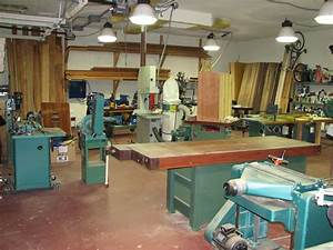 Small Woodworking Shop Design : What Is Quite A