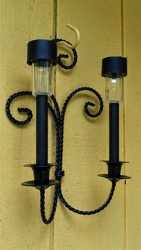 solar sconces 25 best ideas about solar light crafts on