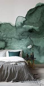 on with these 11 watercolour wallpapers murals
