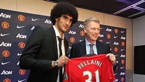 David Moyes didn't want Marouane Fellaini as first ...