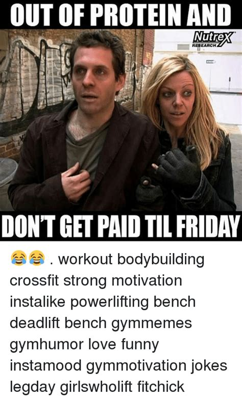 Friday Workout Meme - 25 best memes about friday workout friday workout memes