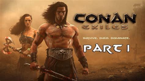 conan exiles character creation