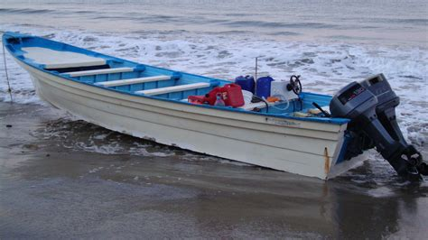 Panga Boat by 18 Arrested In Santa Barbara Panga Smuggling Bust Ktla