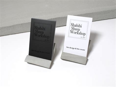 Concrete Desktop Business Card Holder (vertical Business Edward Jones Business Plan Samples For Charities Attire Types Charity Event Food Processing Proposal Conclusion Sample Executive Summary And Templates L� G�