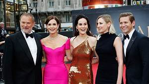The Cast Of Downton Abbey Returns   U201cit Felt Like We Never