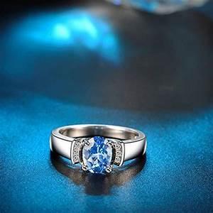 Bague Avec Pierre Bleu : bague femme avec pierre votre top 13 pour 2019 bijoux pour femme ~ Melissatoandfro.com Idées de Décoration