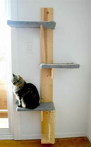 Kratzbaum Selber Machen : diy projekt f r katzenliebhaber einen katzenbaum selber bauen balkon katzen kratzbaum katze ~ Orissabook.com Haus und Dekorationen