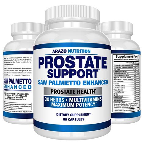 Amazon.com: TOP RATED Prostate Supplement - Best Prostate