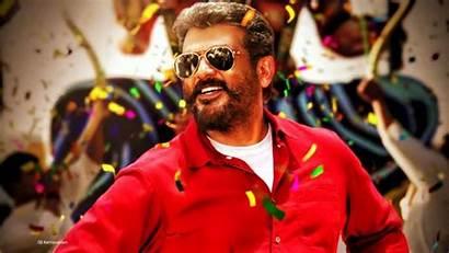 Ajith Thala Viswasam Tamil Poster Petta Stills