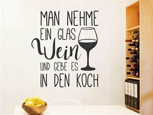 Wein Und Glas Essen : wandtattoo man nehme ein glas wein und gebe es wandtattoo de ~ A.2002-acura-tl-radio.info Haus und Dekorationen