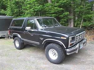 1986 Ford Bronco For Sale