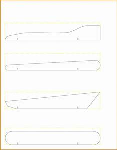 11 pinewood derby templates cashier resume With pine car templates