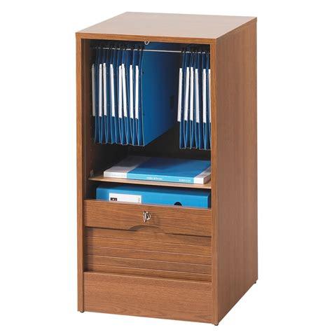 classeur de bureau à rideau classeur de bureau à rideau bois chênes officia