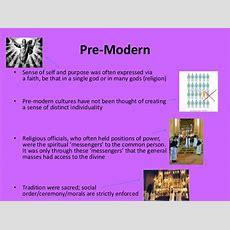 Lesson 2 Moderism & Technology