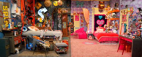 Teddy Duncan Bedroom by 10 Of The Coolest Bedrooms On Tv 6 M Magazine