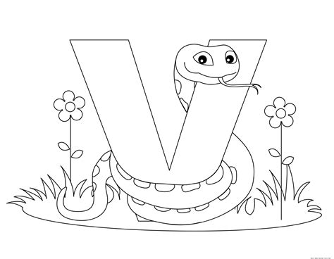 HD wallpapers coloring page of letter b