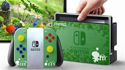Switch Nintendo Pikmin Guy Charge Schemes Hire