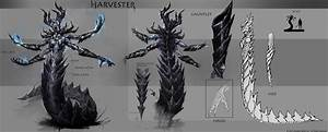 Harvester | Video Games Artwork