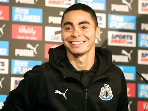 Miguel Almiron opens up about his 'humble' start and what ...
