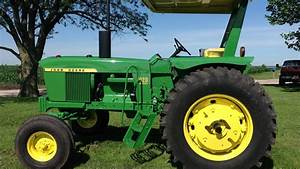 1972 John Deere 4020 Powershift