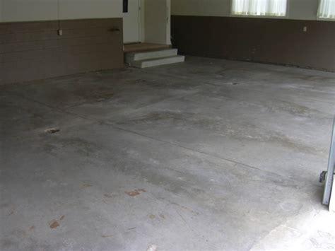 clean up on garage floor garage floor epoxy coatings sealtech