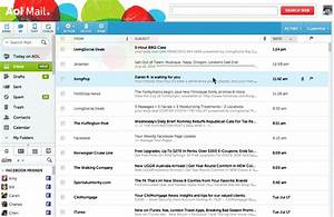 To keep its 24M users from fleeing, AOL redesigns Mail ...