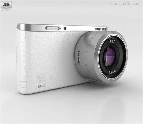 samsung nx mini smart samsung nx mini smart white 3d model electronics