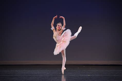 nagahisa youth america grand prix ballet competition