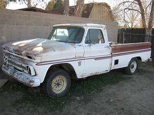 A 1964 Chevrolet Truck Is Rescued From Being Scrapped And