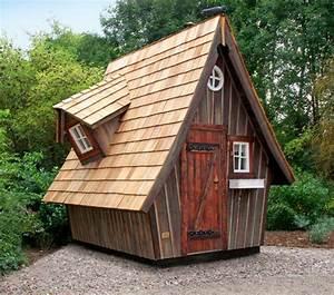 Dach Für Gartenhaus : kleine gartenh user sind super beliebt ~ Michelbontemps.com Haus und Dekorationen