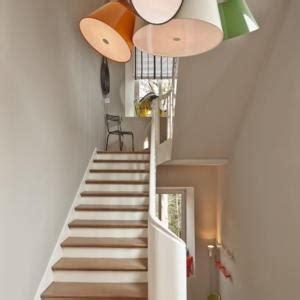 farben treppenhaus beispiele farbgestaltung flur treppenaufgang