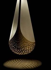 Unique pendant lamp with basket like shades design