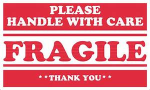 Fragile Handle With Care Clip Art at Clker.com - vector ...