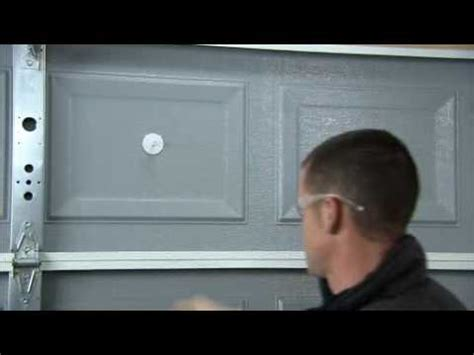 How To Put On Garage Door by Owens Corning Garage Door Insulation Kit