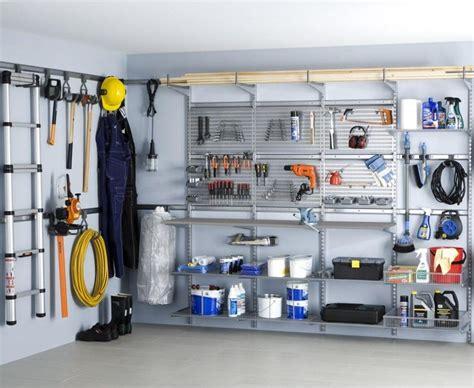 organizzare lo spazio  garage sistemare  garage