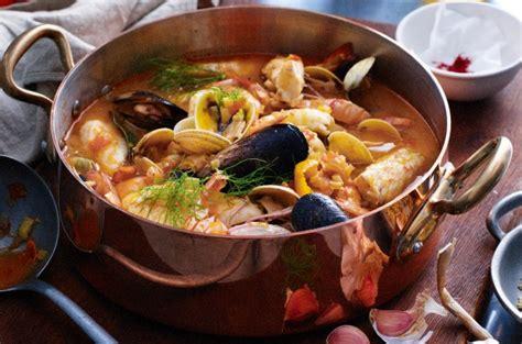 recette plat cuisiné bouillabaisse de marseille greta garbure