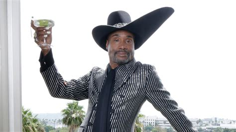 Once Again Billy Porter Has Won The Red Carpet Icon