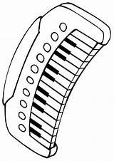 Piano Coloring Klavier Ausmalbilder Momjunction Aehnliche Kategorien sketch template