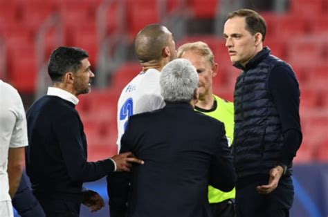 Chelsea hit back at Porto coach for his lies against ...