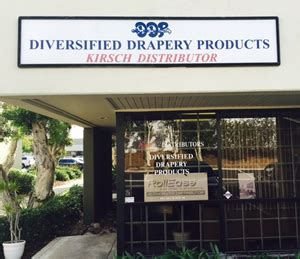 Diversified Drapery Products by Diversified