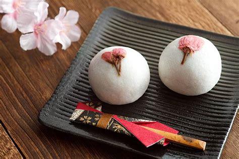 enjoy japanese spring  cherry blossom sweets japan monthly web magazine