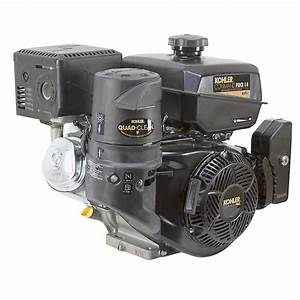 14 Hp Kohler Engine W  Electric Start