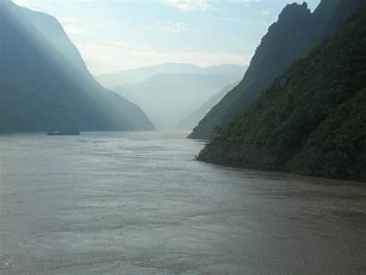 River Yangtze Gole Tre Asia Xcitefun Longest