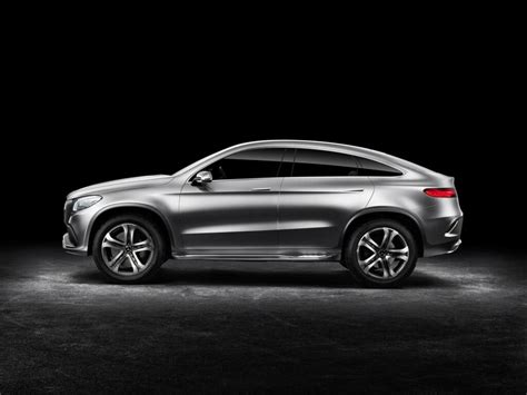 2018 Mercedes Benz Concept Coupe Suv Machinespidercom