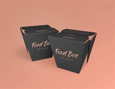 All free psd mockups you will find with lot of sub categories,just browse these freebies and use them for your commercial and personal projects. Free Food Box Mockups   Mockuptree