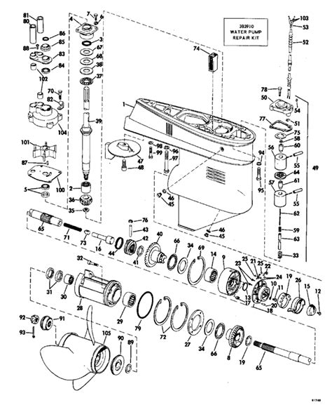Mariner 115 Hp Wiring Diagram by Yamaha Outboard Wiring Harness Diagram Wiring Source