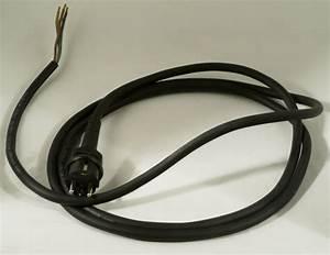Power Cord For 220v Eu 15 Amp