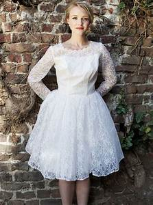 short vintage wedding dresses lace styles of wedding dresses With short vintage lace wedding dresses